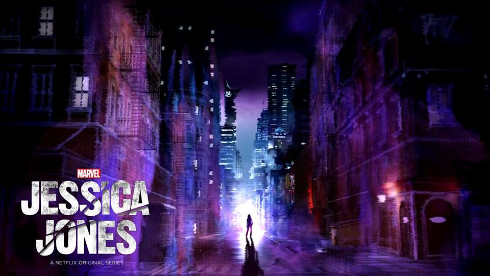 MARVEL'S JESSICA JONES - ECCO IL TEASER TRAILER.