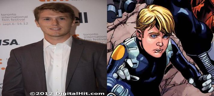 MARVEL'S AGENTS OF S.H.I.E.L.D. - SPENCER TREAT CLARK ENTRA NEL CAST.
